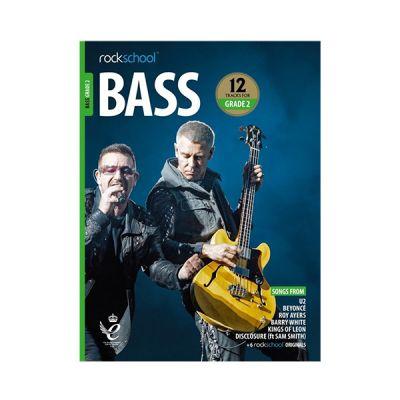 Rockschool Bass Grade 2 2018 - 2024