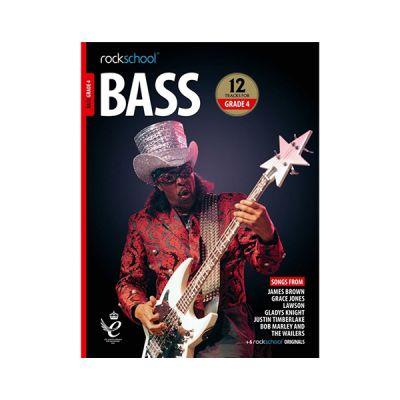 Rockschool Bass Grade 4 2018 - 2024