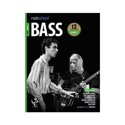 Rockschool Bass Grade 1 2018-2024