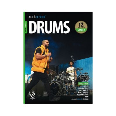 Rockschool Drums Grade 2