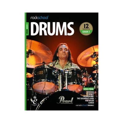 Rockschool Drums Grade 3