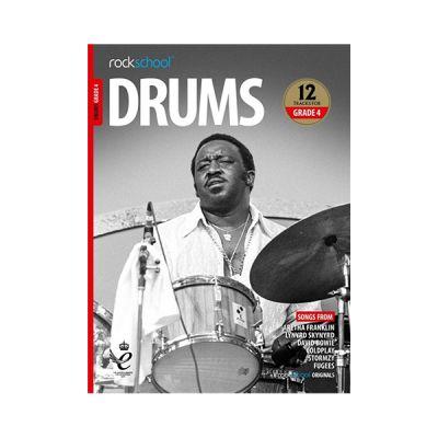 Rockschool Drums Grade 4