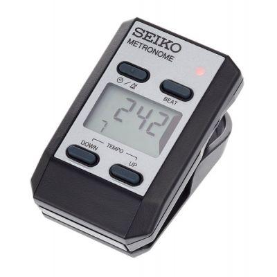Seiko DM51 Metronome (Silver)