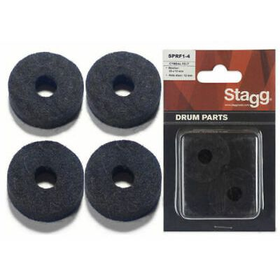 Stagg Cymbal Felt - 4 Pack