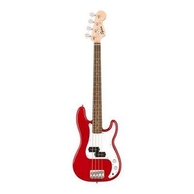 Fender Squier Mini P Bass - Red