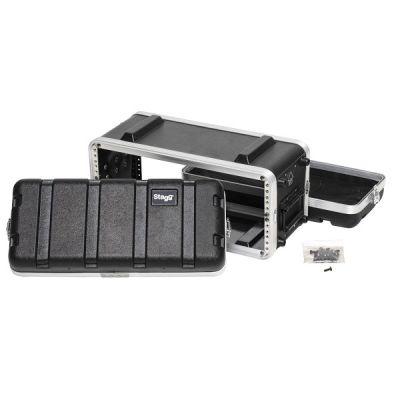 Stagg 4U Shallow ABS Rack Case