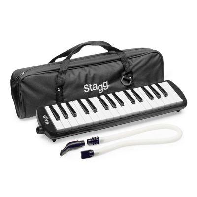 Stagg Melodica 32 Key - Black