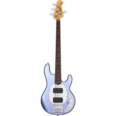 Sterling Music Man Sub Series Ray4HH  Lake Blue Metallic