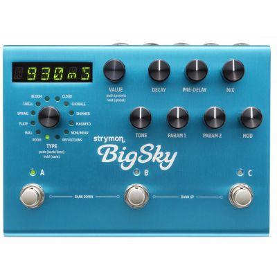 Strymon BigSky_Front1