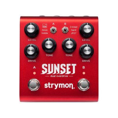 Strymon Sunset Dual Overdrive_1