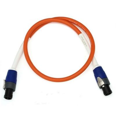 Lava Cable Tephra Speaker Cable 2ft - SpeakON to SpeakON