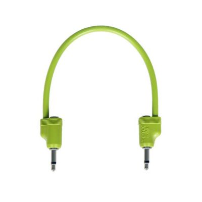 Tiptop Audio Stackcable Green 20cm