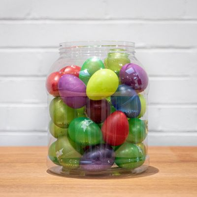 Egg Shakers Assorted Colours