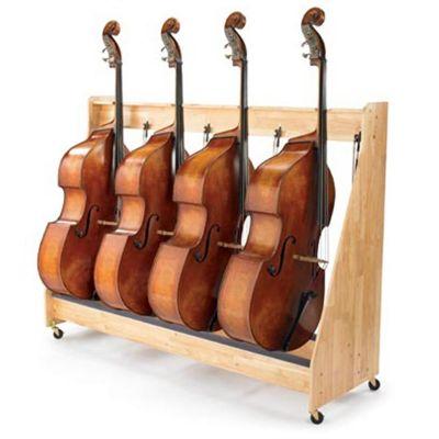 Wenger 4 Unit Bass Rack
