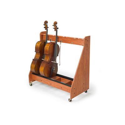Wenger 4 Unit Cello Rack